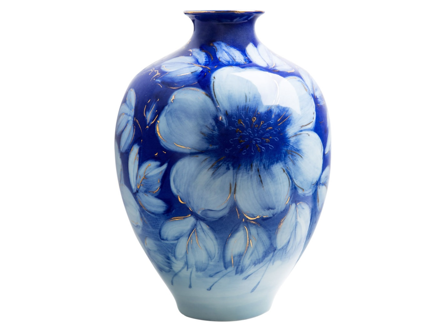 Ваза настольная Bloom smallВазы<br><br><br>Material: Керамика<br>Высота см: 35