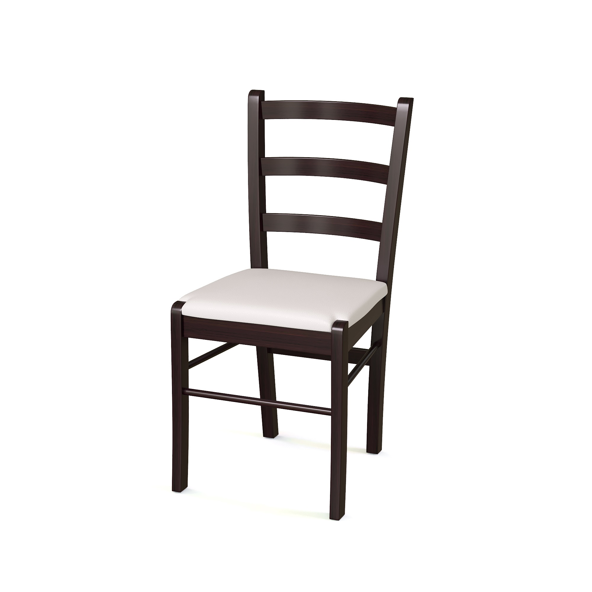 Стул PavlaОбеденные стулья<br>Высота от пола до сиденья 46 см.<br><br>Material: Экокожа<br>Width см: 45<br>Depth см: 47<br>Height см: 93