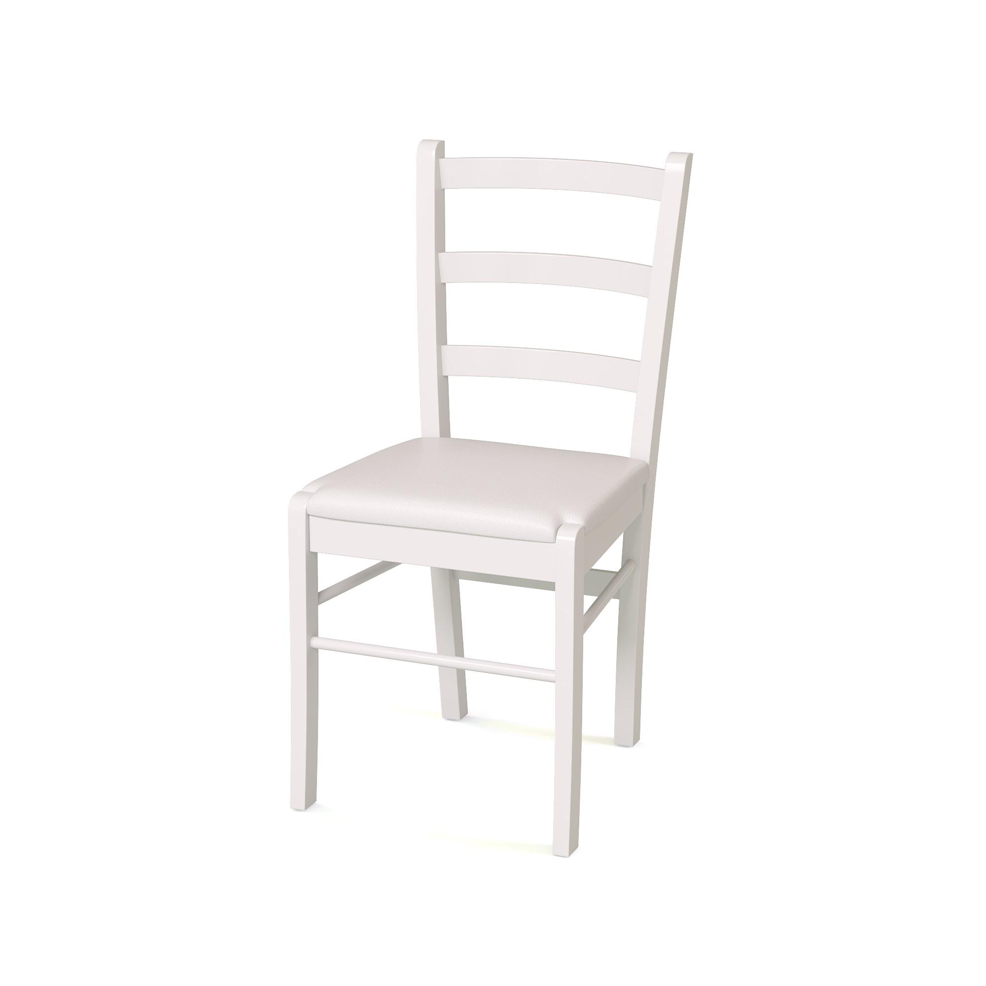 Стул PavlaОбеденные стулья<br><br><br>Material: Экокожа<br>Ширина см: 45<br>Высота см: 93<br>Глубина см: 47