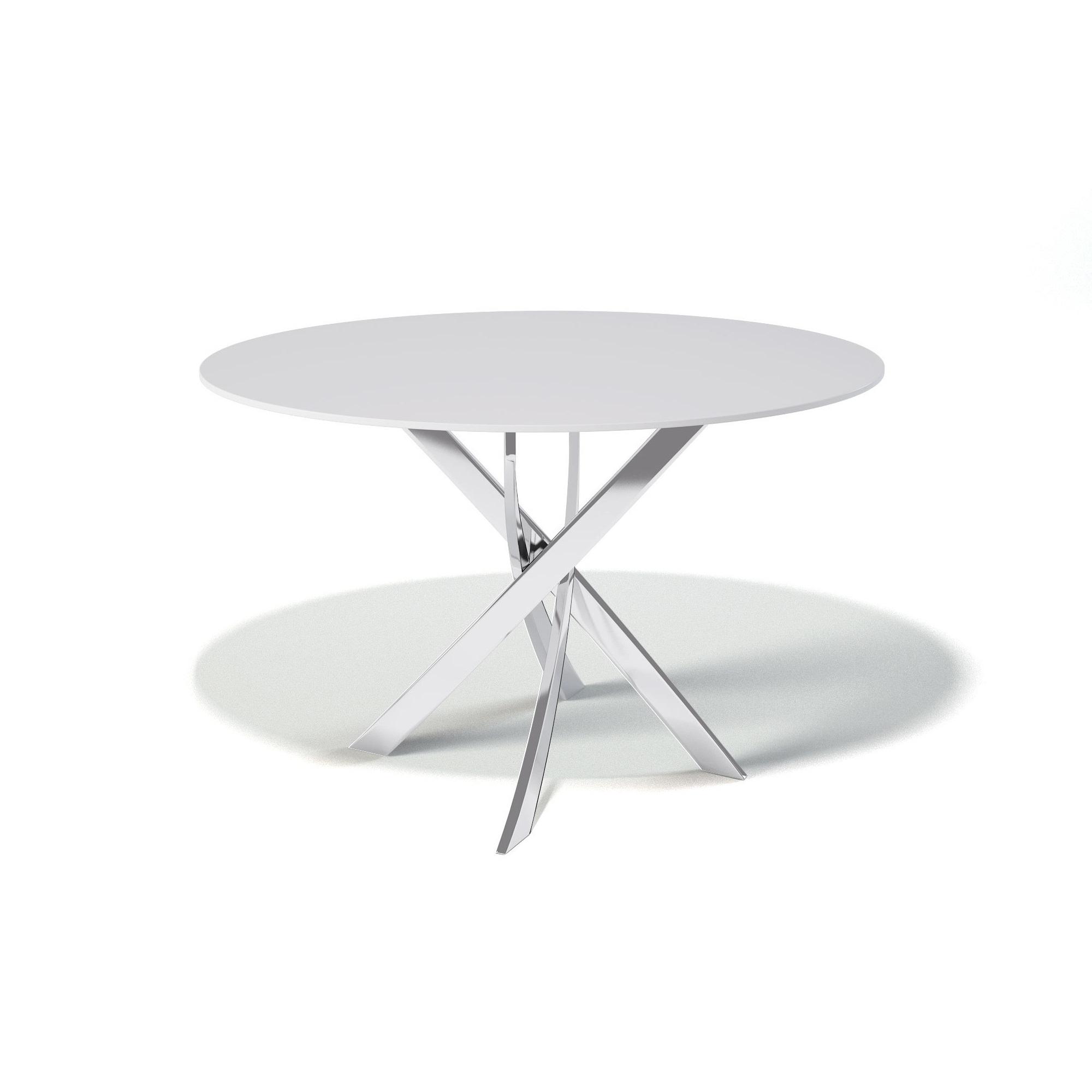 Стол обеденный KennerОбеденные столы<br>Столешница выполнена из стекла толщиной 10 мм. Стекло не боится перепадов температур, бытовой химии, влаги.&amp;amp;nbsp;&amp;lt;div&amp;gt;Основание стола выполнено из стали (внутри полое).&amp;amp;nbsp;&amp;lt;/div&amp;gt;&amp;lt;div&amp;gt;Столешница крепится к опорам на адаптеры диаметром всего 35 мм.&amp;amp;nbsp;&amp;lt;/div&amp;gt;&amp;lt;div&amp;gt;&amp;lt;br&amp;gt;&amp;lt;/div&amp;gt;&amp;lt;div&amp;gt;&amp;lt;br&amp;gt;&amp;lt;/div&amp;gt;<br><br>Material: Стекло<br>Ширина см: 120.0<br>Высота см: 76.0<br>Глубина см: 90.0
