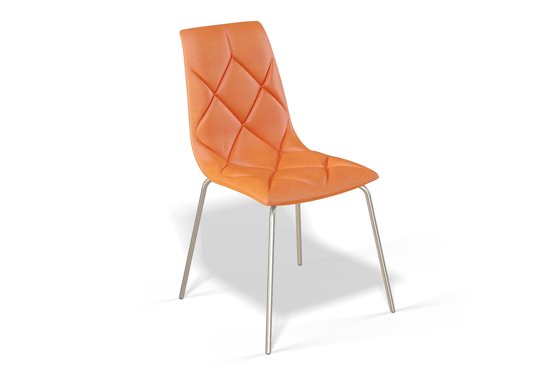 Стул KennerОбеденные стулья<br>Высота от пола до сиденья 46 см.<br><br>Material: Экокожа<br>Ширина см: 44.0<br>Высота см: 89.0<br>Глубина см: 41.0