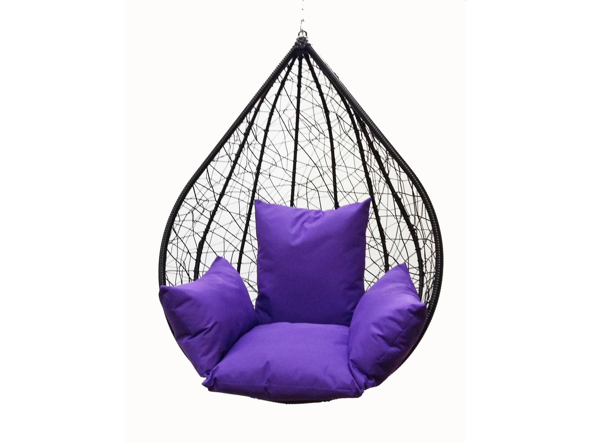 """Кресло АланияПодвесные кресла<br>Интерьерное кресло """"Алания"""" станет прекрасным украшением для любого интерьера. Оно будет гармонично смотреться как в центре большого помещения, так и в уютном уголке, на балконе или на террасе. <br><br>Каркас выполнен из высококачественной стальной трубы и покрыт полимерной краской, которая прекрасно выдерживает перепады температур и тяжелые погодные условия. Для обмотки каркаса используется высококачественный искусственный ротанг толщиной от 2 до 5 мм. Кресла """"Алания"""" будут радовать Вас не один год и отличаются высокой надежностью и долговечностью.&amp;amp;nbsp;&amp;lt;div&amp;gt;Цвет подушки можно выбрать.<br>&amp;lt;/div&amp;gt;&amp;lt;div&amp;gt;&amp;lt;br&amp;gt;&amp;lt;/div&amp;gt;&amp;lt;div&amp;gt;&amp;lt;span style=&amp;quot;font-size: 14px;&amp;quot;&amp;gt;Подушка приобретается отдельно.&amp;lt;/span&amp;gt;&amp;lt;br&amp;gt;&amp;lt;/div&amp;gt;<br><br>Material: Искусственный ротанг<br>Ширина см: 105<br>Высота см: 135<br>Глубина см: 64"""