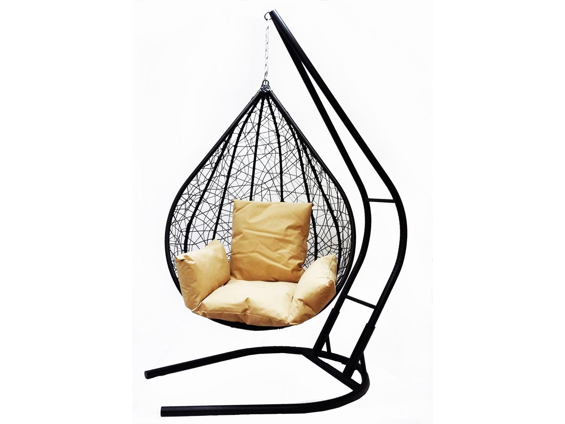Кресло АланияПодвесные кресла<br>&amp;lt;div&amp;gt;Подвесное Кресло Алания относится к наиболее распространенной группе каплеподобных коконов, но при этом, в отличие от аналогов, имеет высочайшую анатомичность. В этом кресле действительно очень удобно сидеть, так как необычная форма спинки кокона позволяет комфортно чувствовать себя даже без подушки.&amp;lt;/div&amp;gt;&amp;lt;div&amp;gt;&amp;lt;br&amp;gt;&amp;lt;/div&amp;gt;&amp;lt;div&amp;gt;Каркас выполнен из высококачественной стальной трубы и покрыт полимерной краской, которая прекрасно выдерживает перепады температур и тяжелые погодные условия. Для обмотки каркаса используется высококачественный искусственный ротанг толщиной от 2 до 5 мм.&amp;amp;nbsp;&amp;lt;/div&amp;gt;&amp;lt;div&amp;gt;Размер кокона: высота 130 см, ширина 105 см, глубина 68 см.&amp;amp;nbsp;&amp;lt;/div&amp;gt;&amp;lt;div&amp;gt;Размер стойки: длина 210 см, ширина 40 см, глубина 70 см.&amp;amp;nbsp;&amp;lt;/div&amp;gt;&amp;lt;div&amp;gt;Размер основания: длина 110 см, ширина 100 см, высота 15 см.&amp;lt;/div&amp;gt;&amp;lt;div&amp;gt;Цвет подушки можно выбрать.&amp;lt;/div&amp;gt;<br><br>Material: Искусственный ротанг<br>Ширина см: 100<br>Высота см: 210<br>Глубина см: 110