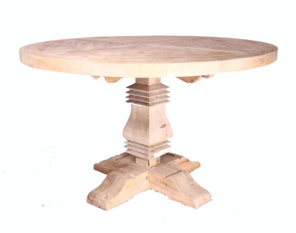 Обеденный  столОбеденные столы<br><br><br>Material: Дерево<br>Height см: 78<br>Diameter см: 152