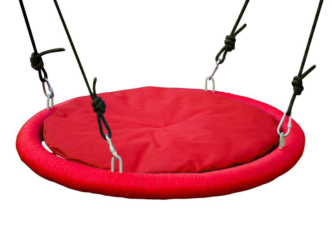 Подушка на качели ГнездоФигурные подушки<br><br><br>Material: Текстиль<br>Diameter см: 90