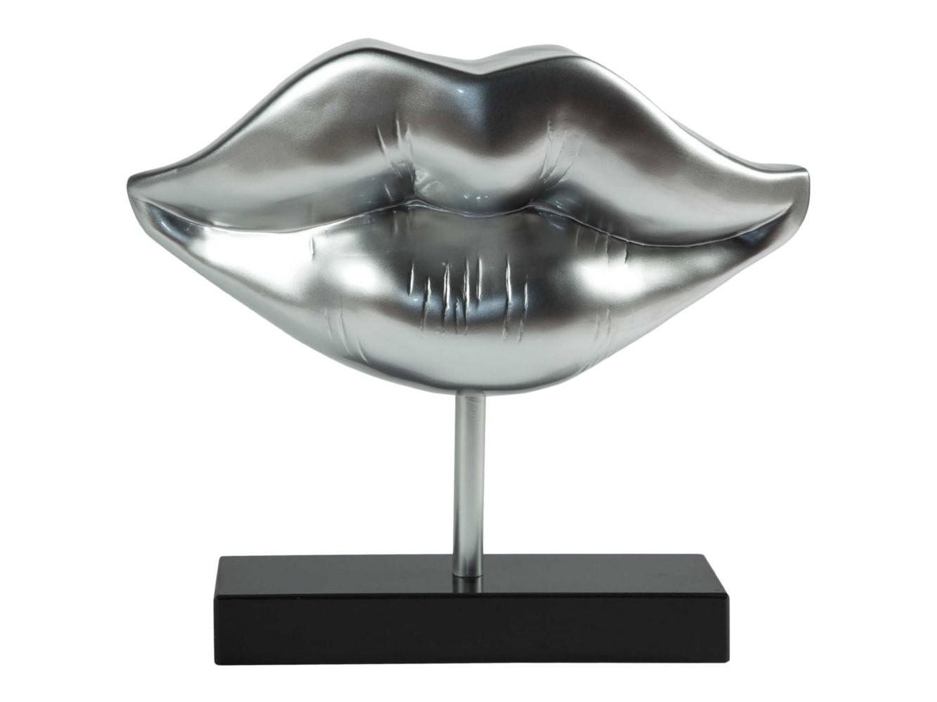Декор Salvador's lipsСтатуэтки<br>Дизайн, созданный великим провокатором Дали или губы несравненной Мерлин Монро – каждый обязательно увидит в этом декоре то, что ближе ему по духу. Все, что остается сделать вам – осмелиться поместить в свой интерьер этот яркий символ эпохи эпатажа и зарождения гламура, и у Вас всегда будет тема для беседы даже с мало знакомым гостем.<br><br>kit: None<br>gender: None