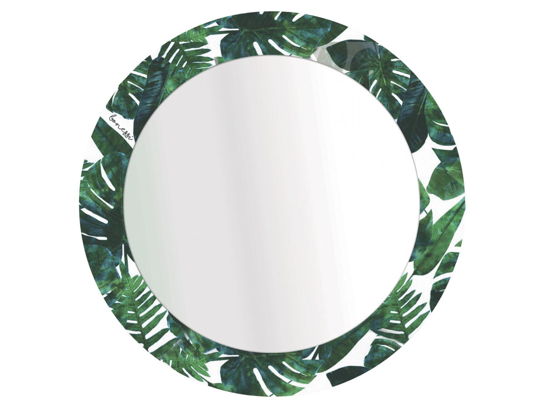 Зеркало TropicНастенные зеркала<br>Новая волна «тропической» и, пожалуй, самой красивой лихорадки, охватила мир дизайна! Тропические <br>папоротники, банановые и пальмовые листья теперь оказывают большое <br>влияние и на дизайн интерьера.Если Вам нравится ощущение сочного лета, тропики, пальмы и зеленый цвет, то зеркало Tropic станет отличным приобретением.&amp;lt;div&amp;gt;&amp;lt;br&amp;gt;&amp;lt;/div&amp;gt;&amp;lt;div&amp;gt;Обращаем Ваше внимание, что цвета на мониторе могут отличаться от <br>оригинала, в зависимости от цветовых настроек Вашего монитора.&amp;lt;/div&amp;gt;<br><br>Material: Металл