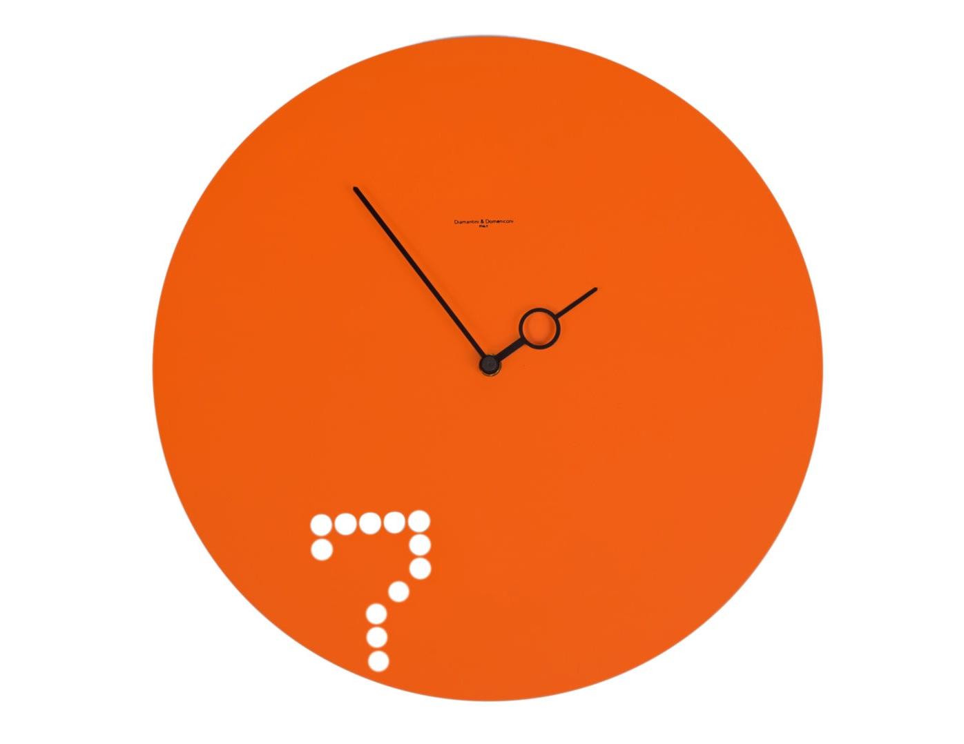 Часы настенные SevenНастенные часы<br>Стильные, современные настенные часы Seven – яркий представитель минимализма, снова набирающего популярность в мире высокого дизайна. Благодаря нескольким вариантам отделки, они будут прекрасно смотреться и в строгом кабинете с кожаной мебелью, и на уютной кухне в стиле Прованс.&amp;lt;div&amp;gt;&amp;lt;br&amp;gt;&amp;lt;/div&amp;gt;&amp;lt;div&amp;gt;Кварцевый механизм&amp;lt;/div&amp;gt;<br><br>Material: Металл<br>Глубина см: 2