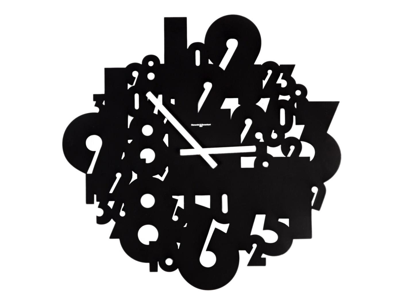 Часы настенные TimelessНастенные часы<br>Кварцевый механизм<br><br>Material: Металл<br>Глубина см: 2