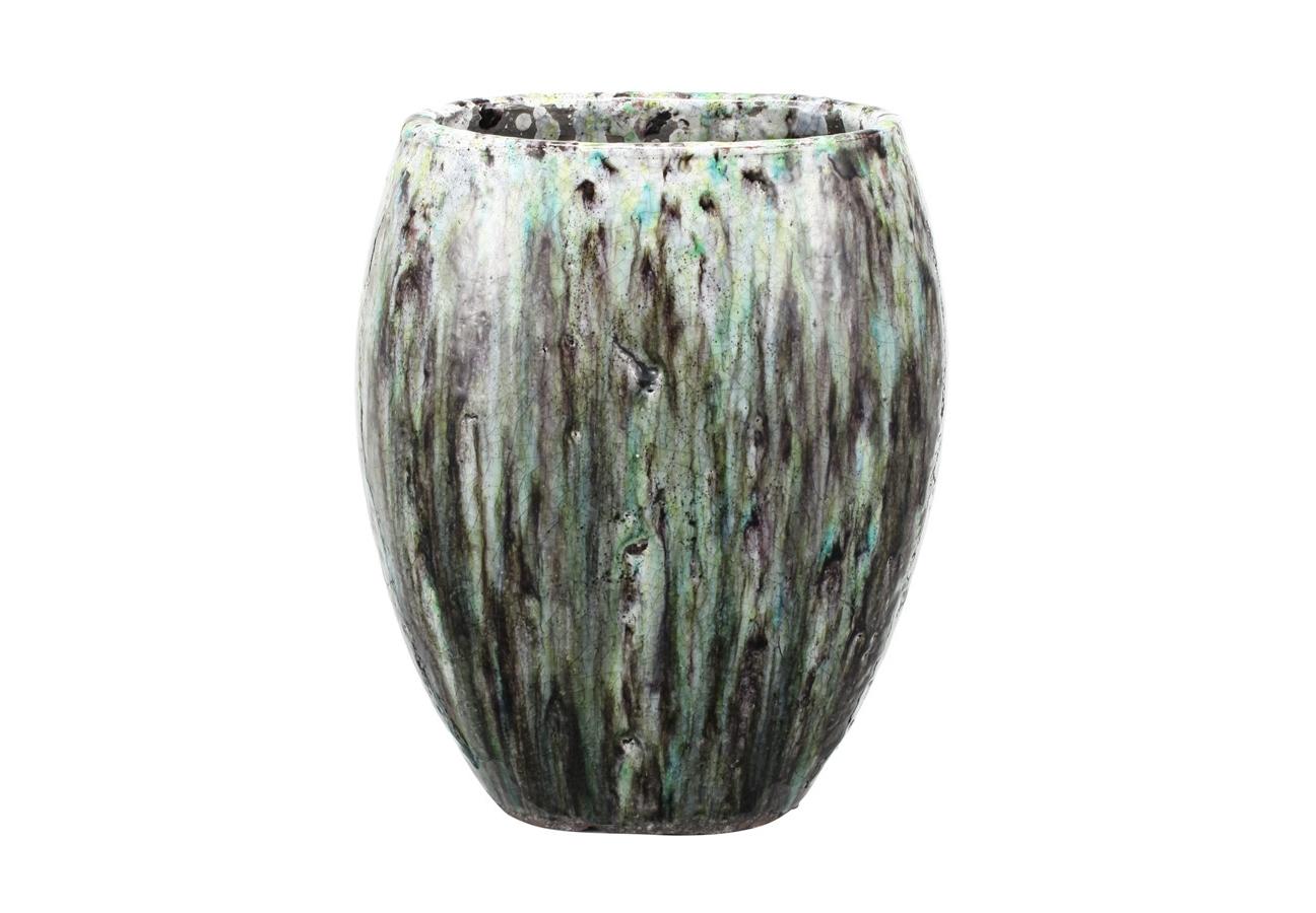 Ваза TerracottaВазы<br><br><br>Material: Керамика<br>Ширина см: 28<br>Высота см: 37<br>Глубина см: 18