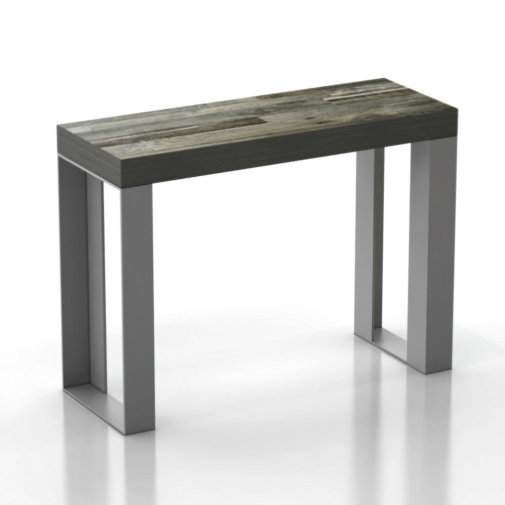 Консоль MetalstripeНеглубокие консоли<br>Материал: старая доска 6 см, металлическая полоса 7 х 0,6 см. На основание крепится мебельный войлок.&amp;lt;div&amp;gt;&amp;lt;br&amp;gt;&amp;lt;/div&amp;gt;&amp;lt;div&amp;gt;Возможно изготовление любых размеров, стоимость необходимо уточнять.&amp;lt;/div&amp;gt;&amp;lt;div&amp;gt;Ширина: 80-140см, глубина: 30-45см, высота: 60/75/90/100/110см.&amp;lt;/div&amp;gt;<br><br>Material: Дерево<br>Ширина см: 80<br>Высота см: 60<br>Глубина см: 30