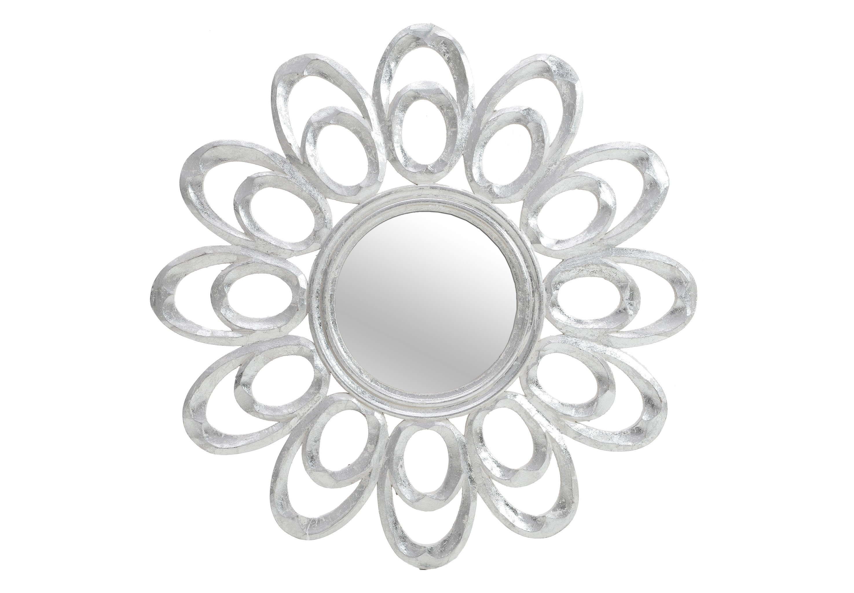 Зеркало настенное IoakeimНастенные зеркала<br><br><br>Material: Дерево<br>Ширина см: 60.0<br>Высота см: 60.0<br>Глубина см: 5.0
