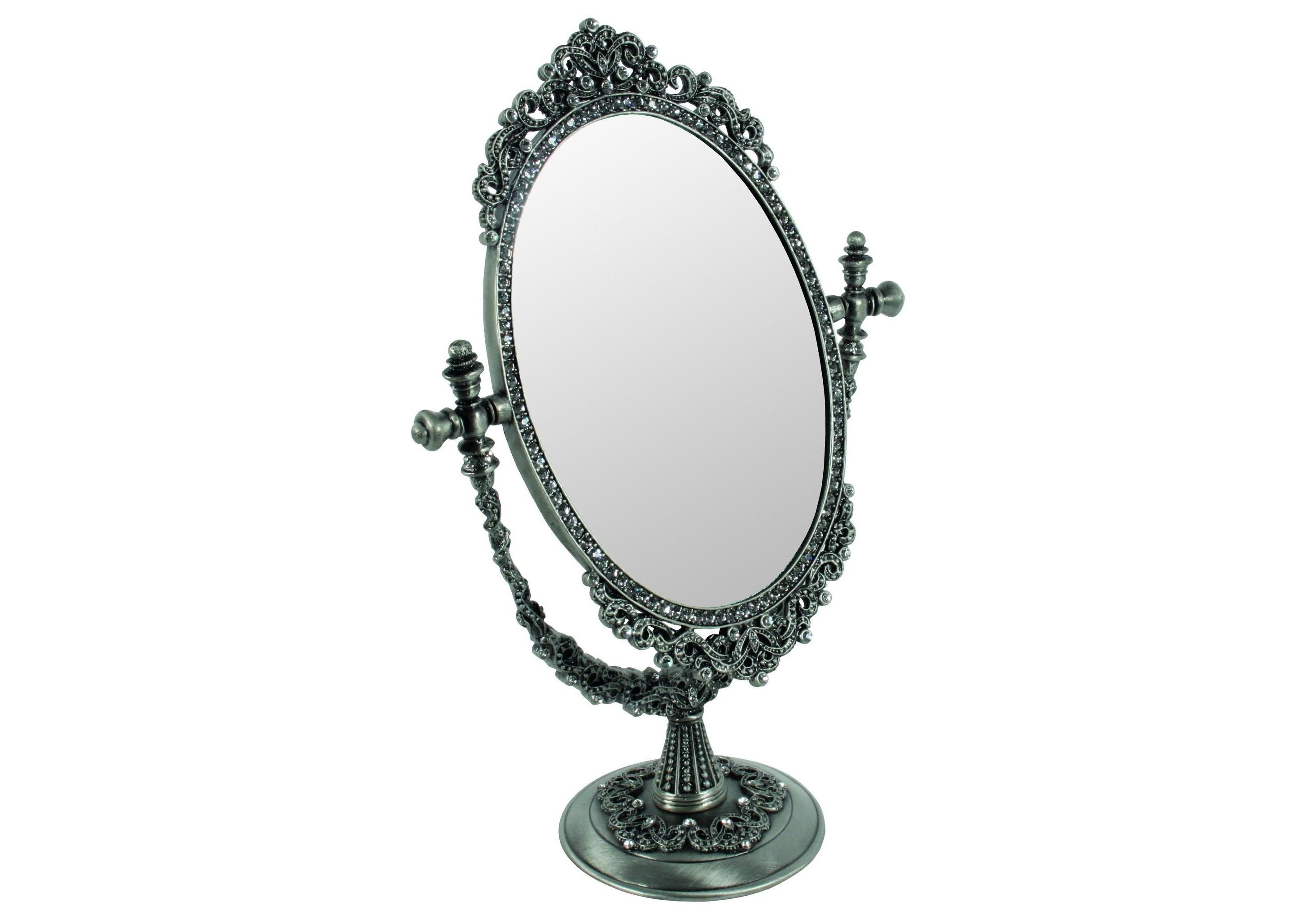 Зеркало настольное S?daНастольные зеркала<br><br><br>Material: Металл<br>Ширина см: 20.0<br>Высота см: 31.0<br>Глубина см: 9.0