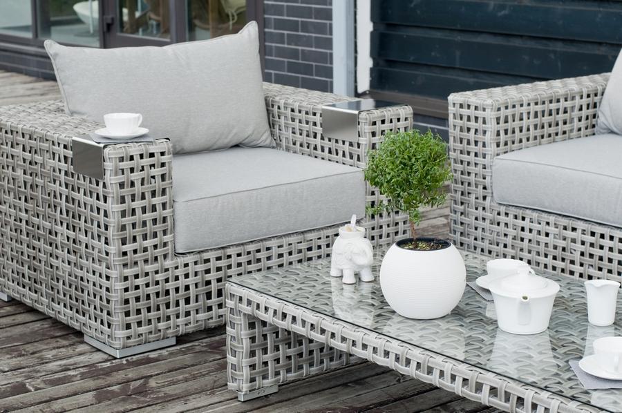 Почему именно плетеная мебель?