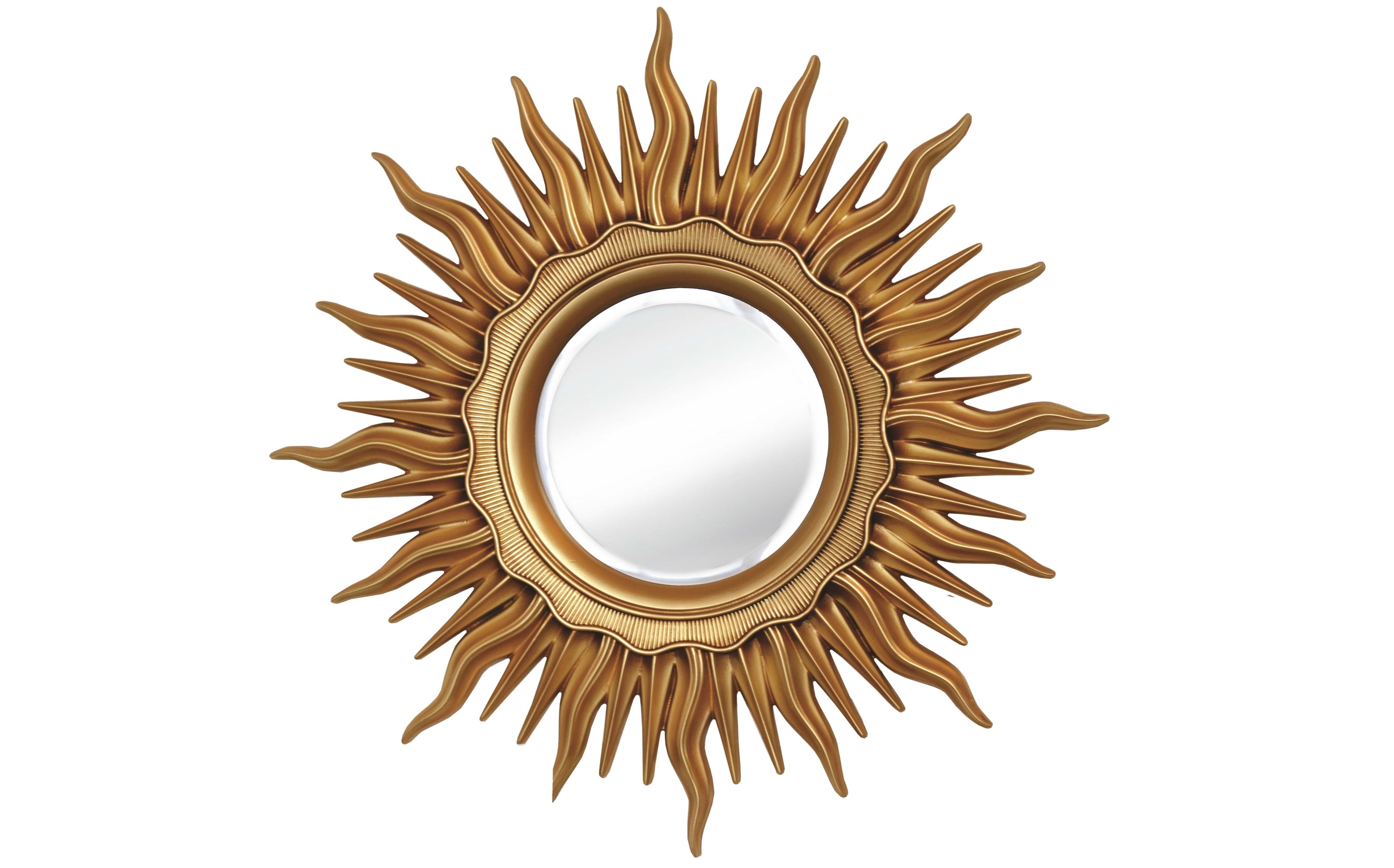 Зеркало АстроНастенные зеркала<br>Пространства, которым не хватает света и тепла, обретут совершенно иной облик благодаря этому оригинальному зеркалу. Выполненное в форме солнца, оно позволит лету навсегда поселиться в вашем доме.&amp;amp;nbsp;&amp;lt;div&amp;gt;&amp;lt;br&amp;gt;&amp;lt;/div&amp;gt;&amp;lt;div&amp;gt;Рекомендации по уходу: бережная, влажная уборка. Запрещается использование любых растворителей.&amp;lt;/div&amp;gt;&amp;lt;div&amp;gt;Материал: мебельный композит.&amp;lt;/div&amp;gt;&amp;lt;div&amp;gt;Цвет: золото, патина.&amp;lt;/div&amp;gt;<br><br>Material: Полиуретан<br>Глубина см: 4