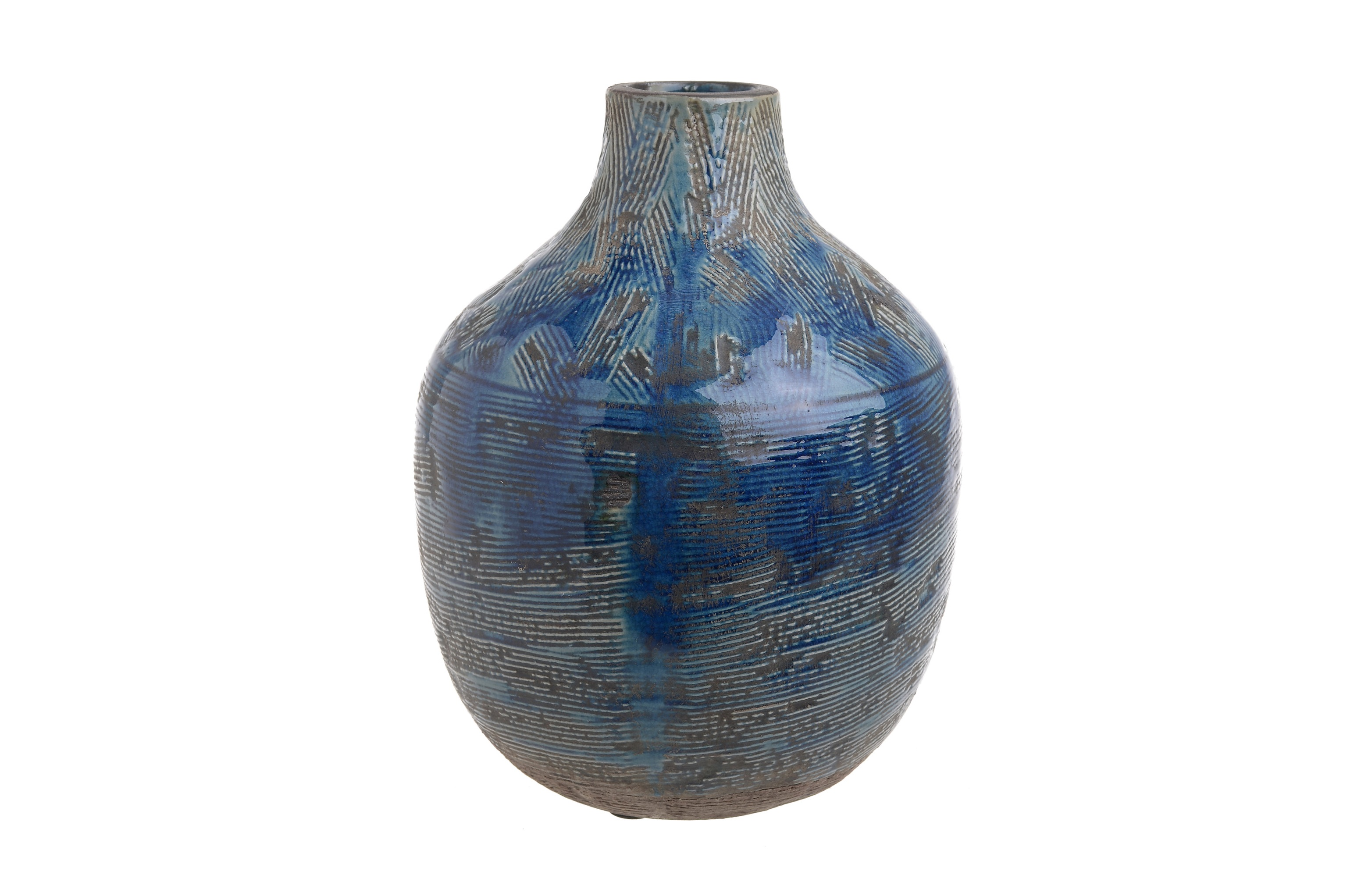 Ваза GlendaВазы<br><br><br>Material: Керамика<br>Ширина см: 16<br>Высота см: 20<br>Глубина см: 16