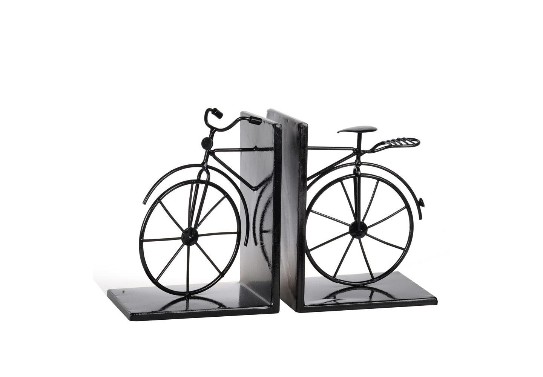 Упор для книг BicycleДержатели для книг<br><br><br>Material: Металл<br>Ширина см: 32<br>Высота см: 12<br>Глубина см: 22