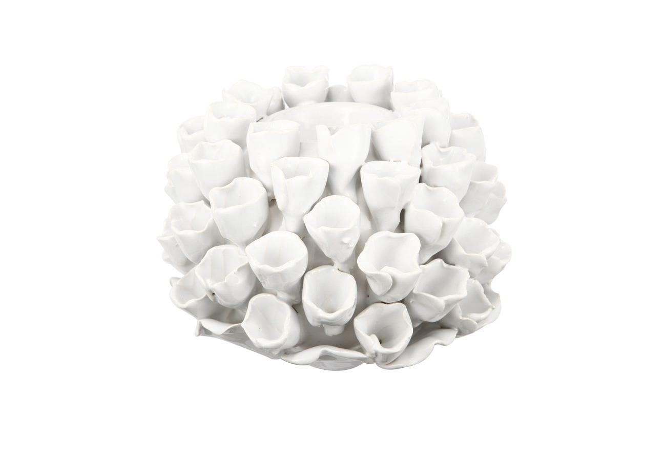 Подсвечник FloversПодсвечники<br><br><br>Material: Керамика<br>Высота см: 11