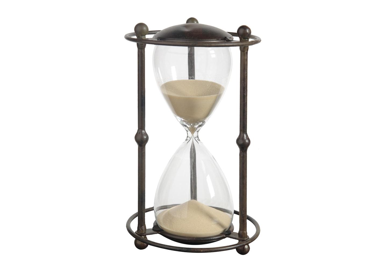 Часы песочные TanНастольные часы<br>Элегантные песочные часы выполнены из стекла и металла. Отличный подарок не только для коллекционеров, но и для всех, кто любит оригинальные и красивые вещи.&amp;lt;div&amp;gt;&amp;lt;br&amp;gt;&amp;lt;/div&amp;gt;&amp;lt;div&amp;gt;Материал: стекло, песок, металл&amp;lt;br&amp;gt;&amp;lt;/div&amp;gt;<br><br>Material: Металл<br>Высота см: 32