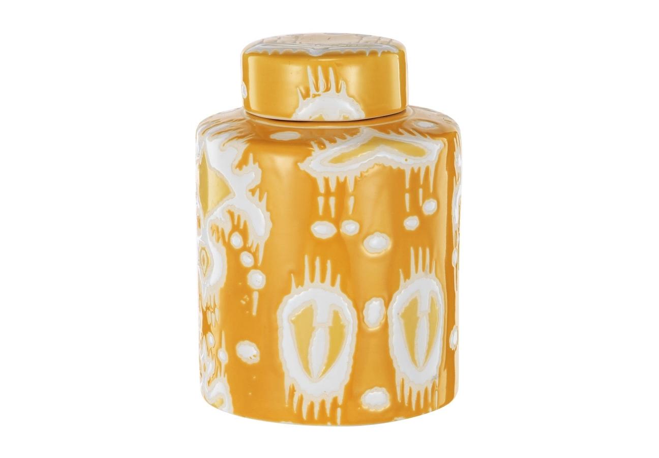 Baза SunЕмкости для хранения<br>Baза с крышкой Sun small<br><br>Material: Керамика<br>Высота см: 19