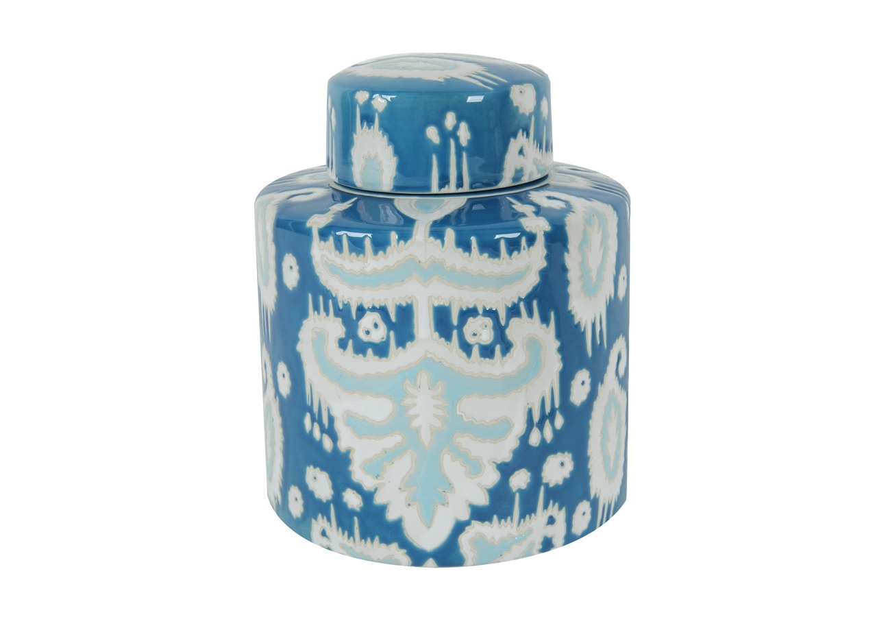 Baза BreezeЕмкости для хранения<br>Baза с крышкой Breeze Medium<br><br>Material: Керамика<br>Высота см: 23