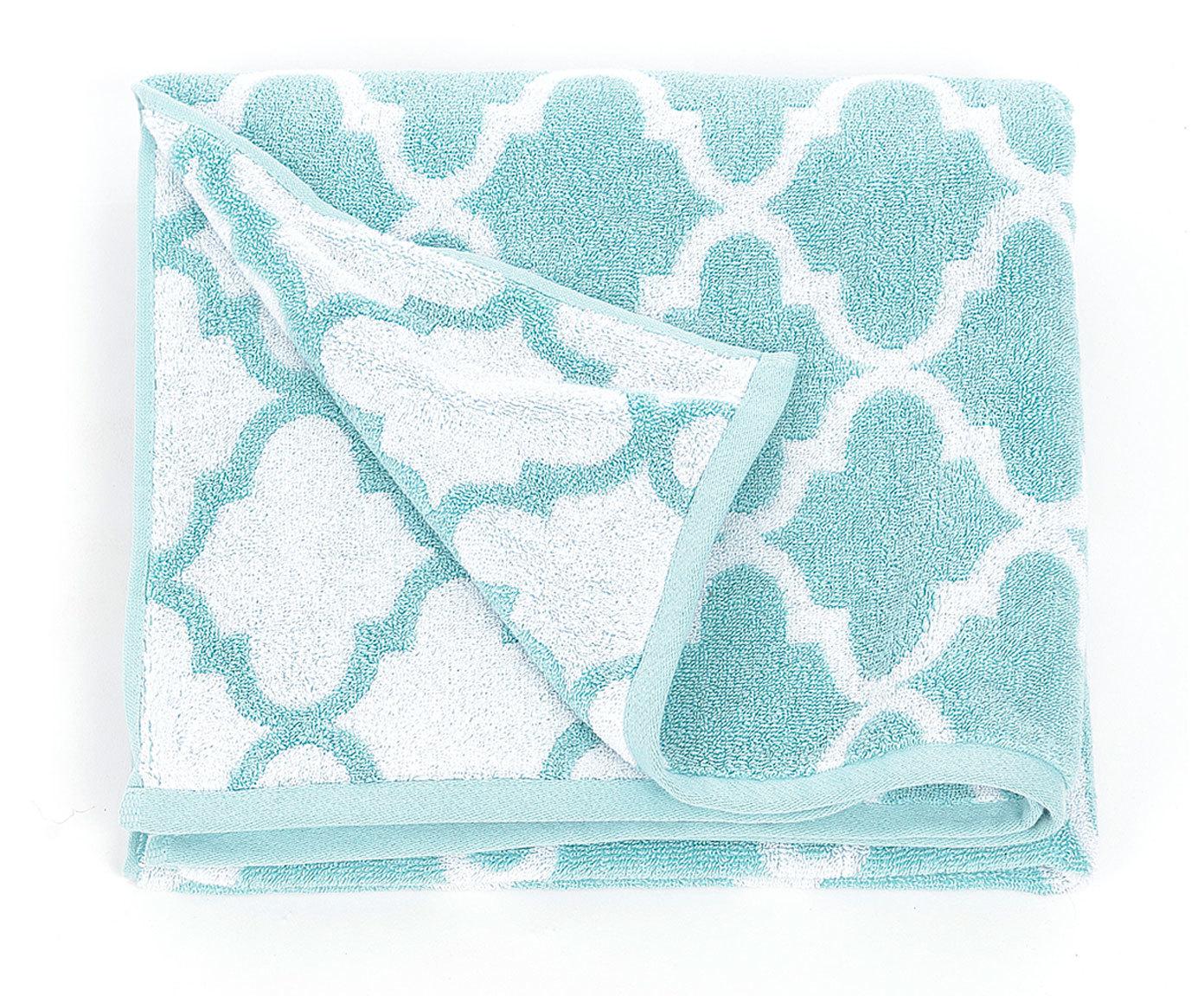 Двухсторонее полотенце MediterraneanБанные полотенца<br><br><br>Material: Хлопок<br>Ширина см: 160<br>Высота см: 1<br>Глубина см: 80