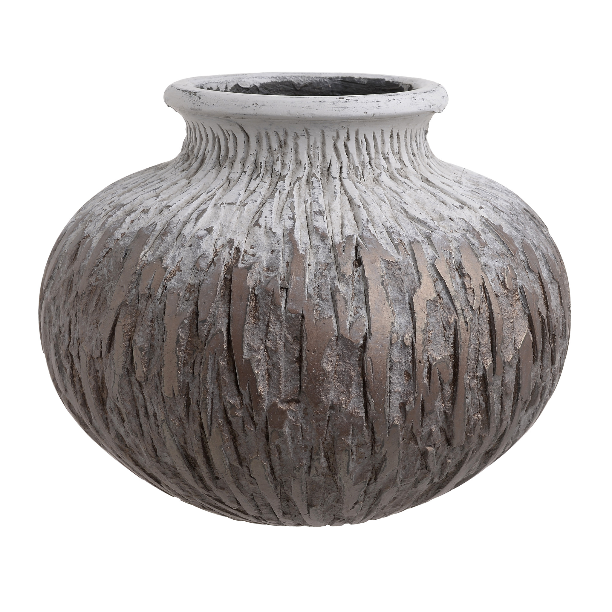 Ваза DanelВазы<br><br><br>Material: Керамика<br>Ширина см: 31<br>Высота см: 24<br>Глубина см: 31