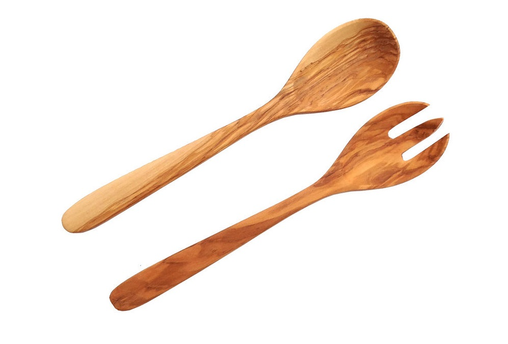 Набор для салатаАксессуары для кухни<br><br><br>Material: Дерево
