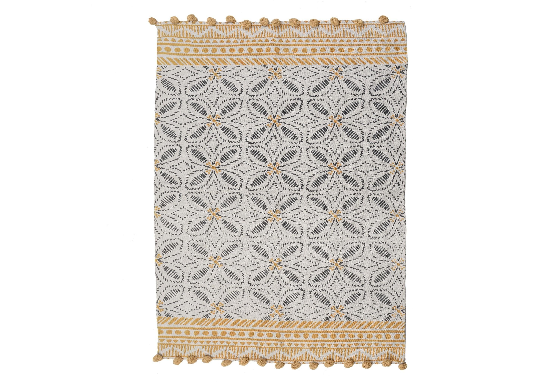 Ковер GuilenПрямоугольные ковры<br><br><br>Material: Хлопок<br>Ширина см: 120<br>Высота см: 1<br>Глубина см: 180
