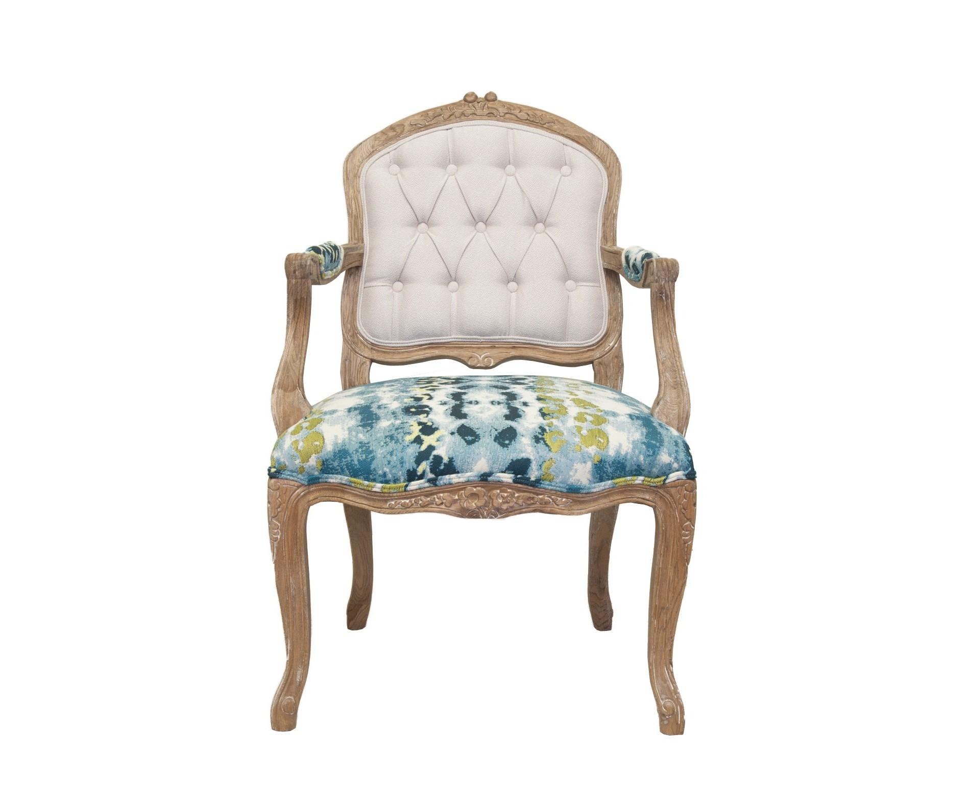Кресло MonesКресла с высокой спинкой<br>Кресло Mones такое обворожительное и элегантное! Красивый резной каркас, приятная фактурная обивка кресла, нежная цветовая гамма - всё это создаёт его неповторимый образ. Такое кресло будет шикарно смотреться не только в гостинной или столовой, но и в интерьере спальни тоже.&amp;amp;nbsp;<br><br>Material: Текстиль<br>Ширина см: 61<br>Высота см: 98<br>Глубина см: 67