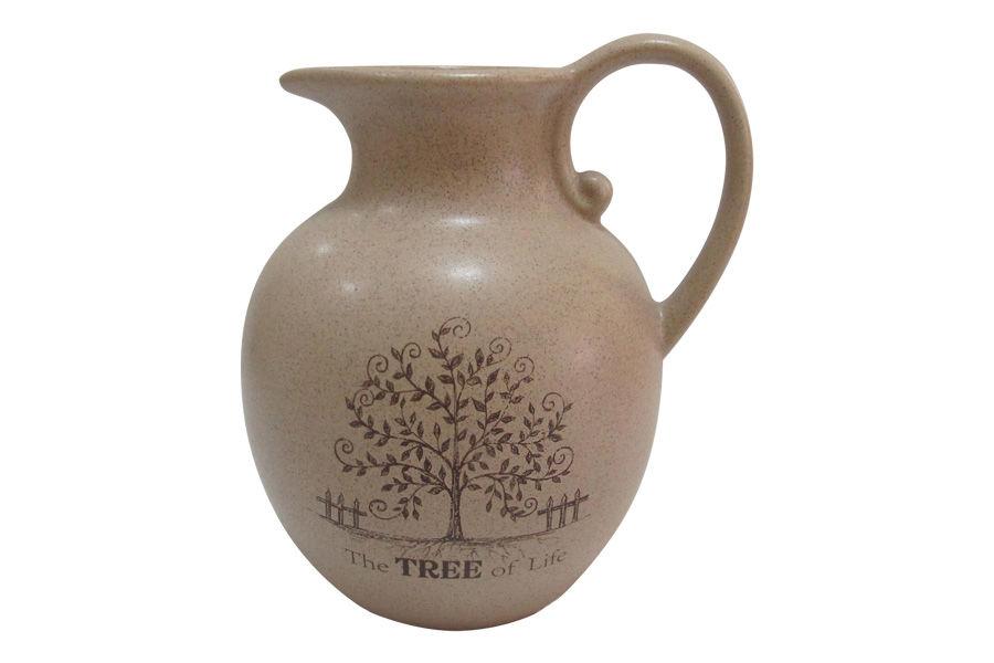 Кувшин Дерево жизниКувшины и графины<br><br><br>Material: Керамика