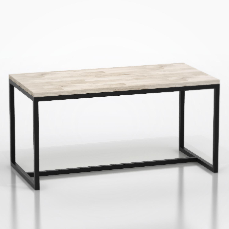 Стол рабочий Metalframe oakПисьменные столы<br>Материал: дубовый мебельный щит, стальная труба 3 х 3 см. На основание крепится мебельный войлок.&amp;lt;div&amp;gt;&amp;lt;br&amp;gt;&amp;lt;/div&amp;gt;&amp;lt;div&amp;gt;Возможно изготовление любых размеров, стоимость необходимо уточнять.&amp;lt;/div&amp;gt;&amp;lt;div&amp;gt;Ширина: 100-240 см, глубина: 50-80 см, высота: 76 см.&amp;lt;/div&amp;gt;<br><br>Material: Дуб<br>Ширина см: 100<br>Высота см: 76<br>Глубина см: 50