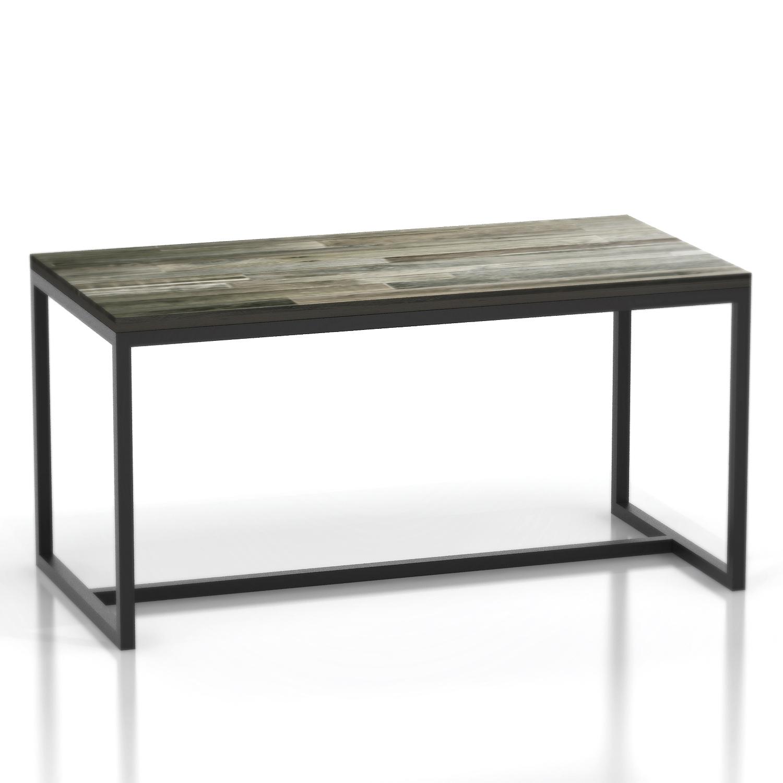 Стол рабочий Metalframe oldwoodПисьменные столы<br>Материал: березовая фанера, старая доска, стальная труба 3 х 3 см. На основание крепится мебельный войлок.&amp;lt;div&amp;gt;&amp;lt;br&amp;gt;&amp;lt;/div&amp;gt;&amp;lt;div&amp;gt;Возможно изготовление любых размеров, стоимость необходимо уточнять.&amp;lt;/div&amp;gt;&amp;lt;div&amp;gt;Ширина: 100-240 см, глубина: 50-80 см, высота: 76 см.&amp;lt;/div&amp;gt;<br><br>Material: Дерево<br>Ширина см: 100<br>Высота см: 76<br>Глубина см: 50