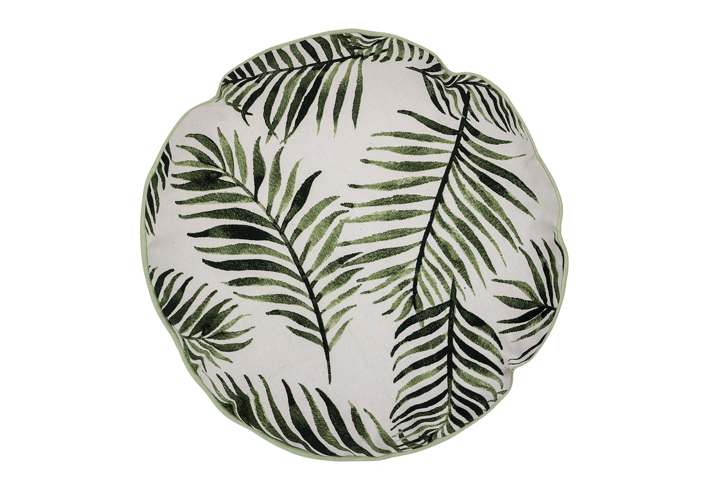 Декоративная подушка PalmsФигурные подушки<br><br><br>Material: Текстиль