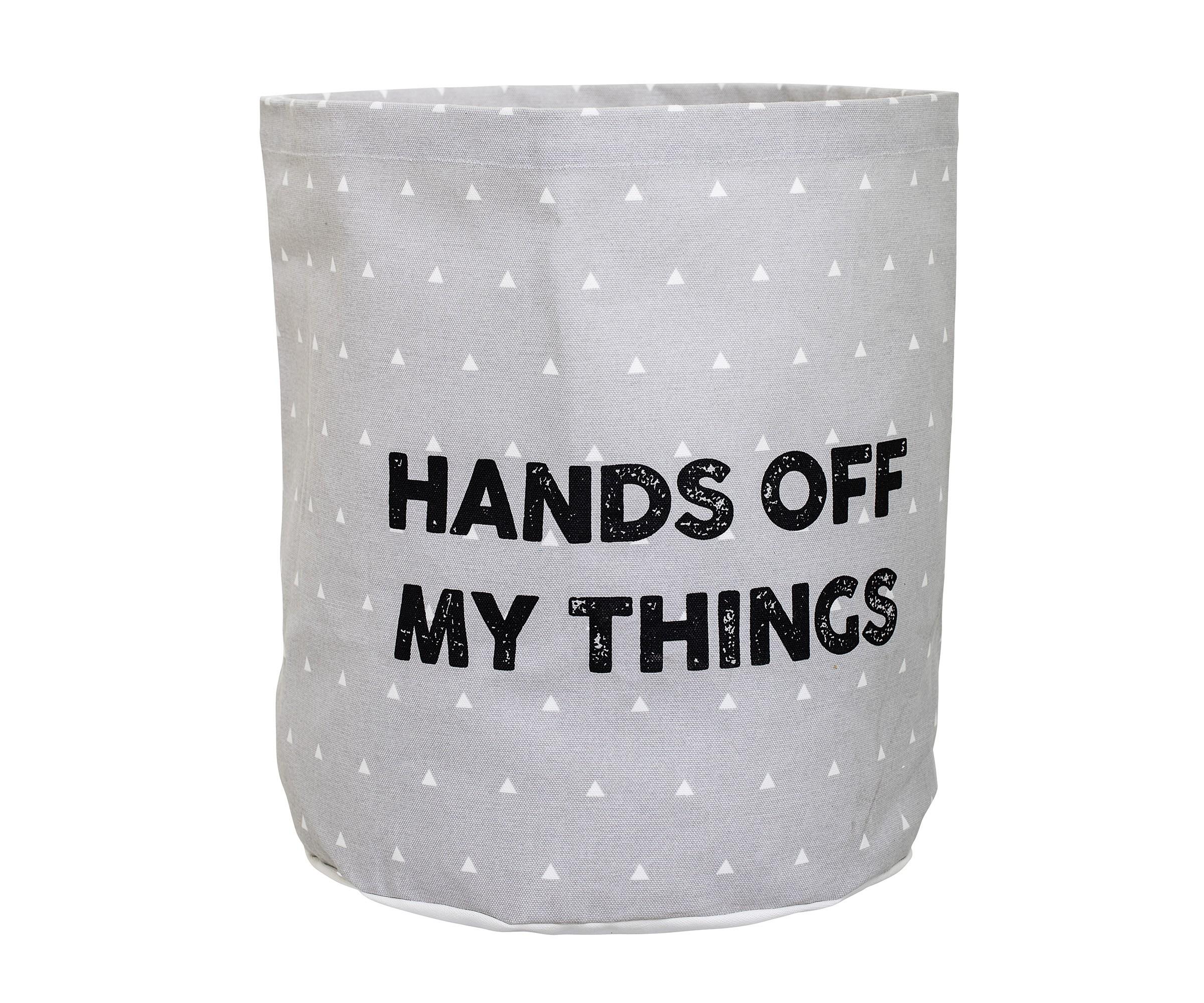 Сумка для хранения Hands offСумки<br><br><br>Material: Текстиль<br>Высота см: 40<br>Глубина см: 35