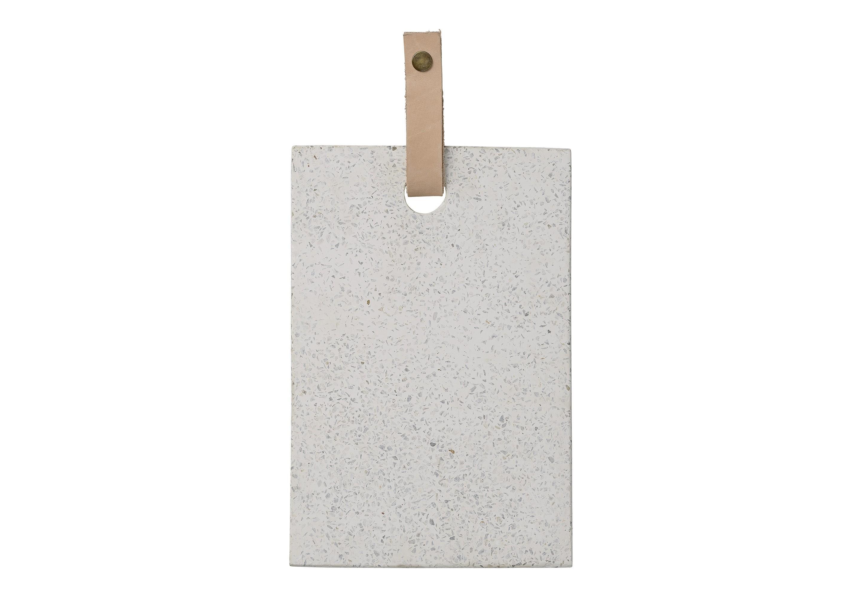 Разделочная доска TerrazzoПодставки и доски<br><br><br>Material: Мрамор<br>Ширина см: 20.5<br>Высота см: 30.5<br>Глубина см: 1.5
