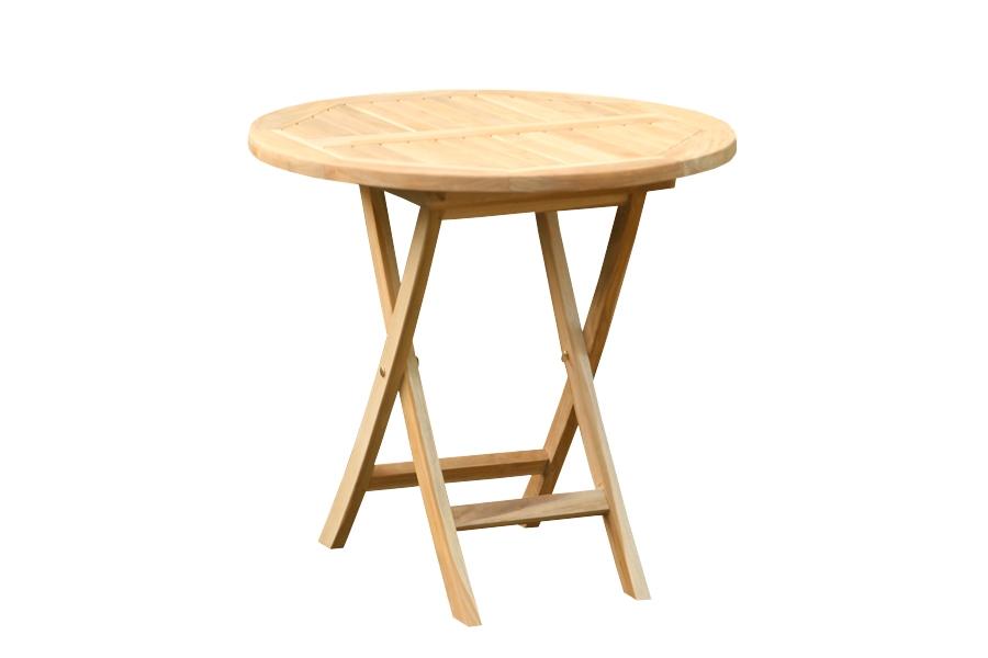 Стол АстиСтолы и столики для сада<br>&amp;lt;div&amp;gt;Складной обеденный стол Асти из тикового дерева для небольшой компании.&amp;lt;/div&amp;gt;&amp;lt;div&amp;gt;Прекрасные характеристики тикового дерева невозможно переоценить – это прочная и долговечная древесина, которая не подвержена гниению за счет большого содержания древесных масел. Эти масла защищают не только от микробов и грибков, но от воды, делая древесину влагоустойчивой и огнеупорной! Аромат тикового дерева невозможно перепутать, а его фактура абсолютно уникальна и неповторима.&amp;lt;/div&amp;gt;<br><br>Material: Дерево<br>Ширина см: 80.0<br>Высота см: 75.0<br>Глубина см: 80.0