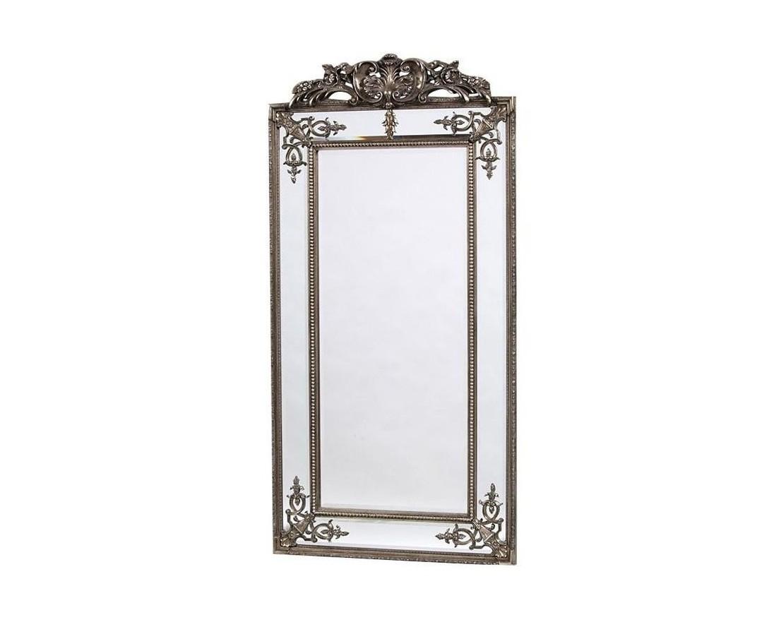 Зеркало пабло (francois mirro) серебристый 92.0x200.0x5.0 см.