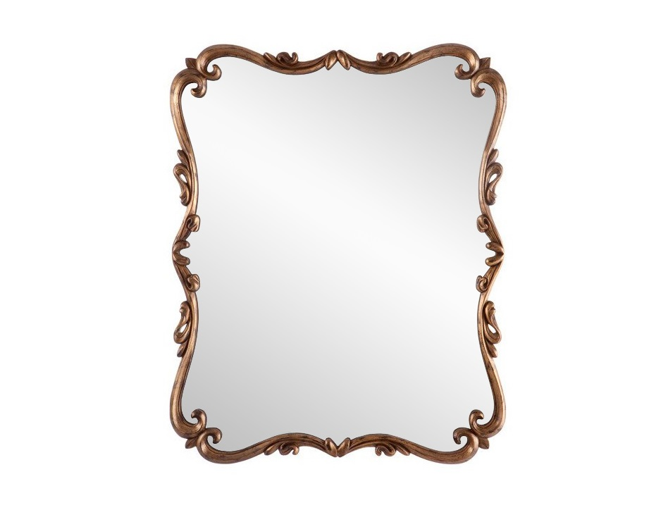 Зеркало МюррейНастенные зеркала<br>Материал: дерево, полиуретан.<br><br>Material: Пластик<br>Ширина см: 80.0<br>Высота см: 100.0<br>Глубина см: 4.0