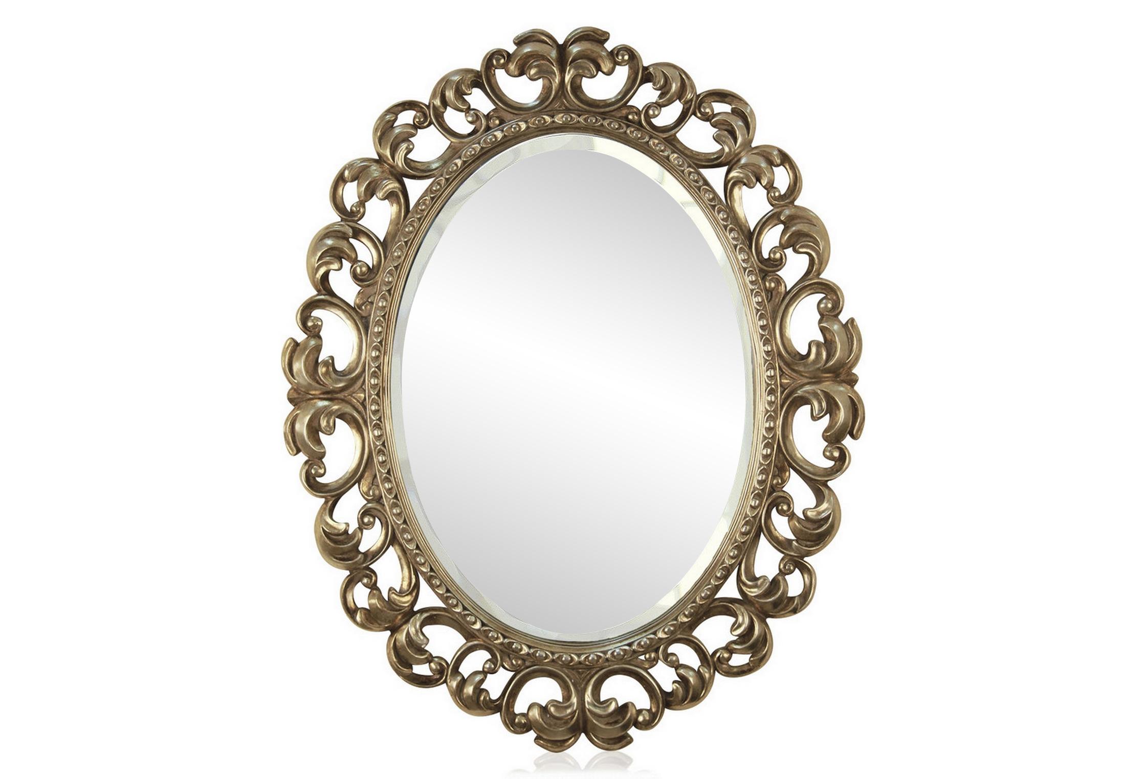 Зеркало ШербурНастенные зеркала<br>Материал: дерево, полиуретан.<br><br>Material: Пластик<br>Ширина см: 80<br>Высота см: 100<br>Глубина см: 4