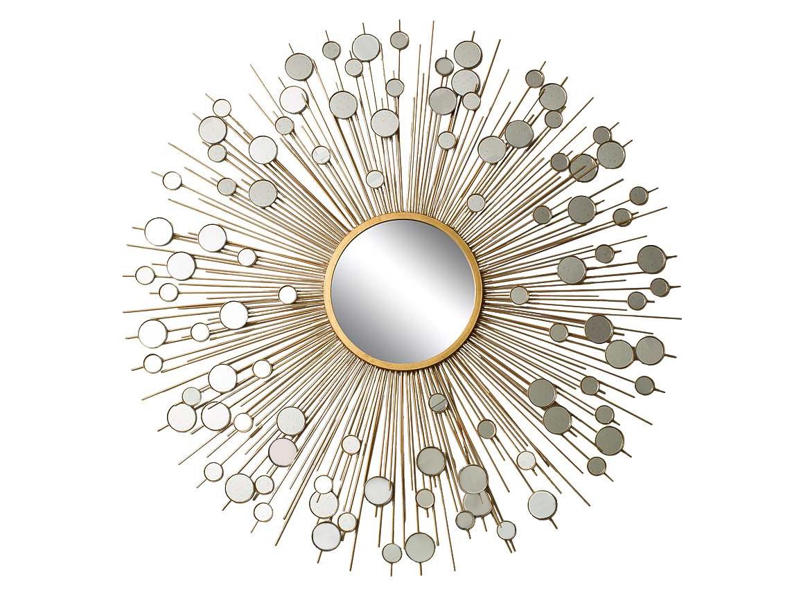 ЗеркалоНастенные зеркала<br><br><br>Material: Металл<br>Глубина см: 2
