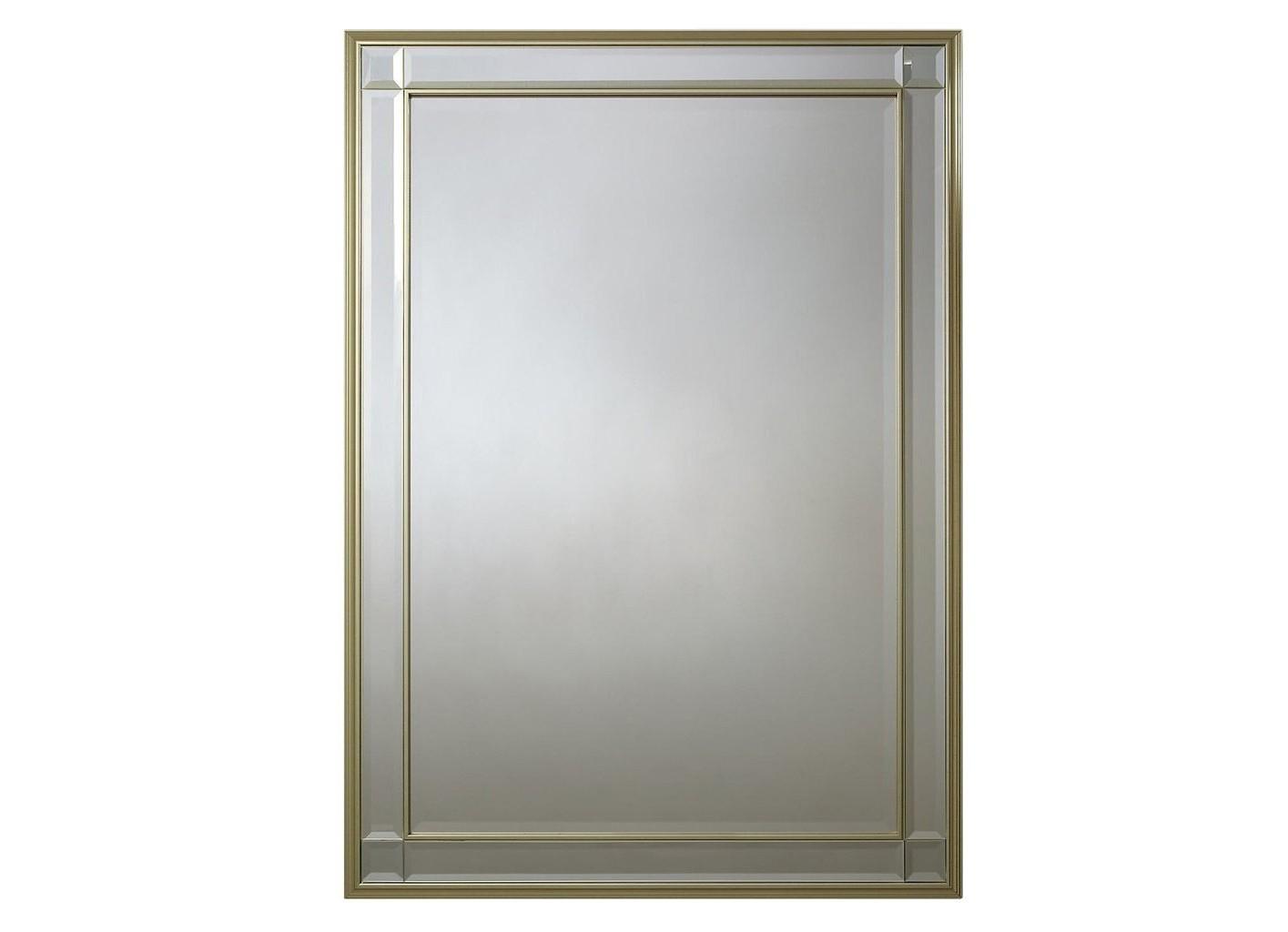 Зеркало ДорсетНастенные зеркала<br>Крепления входят в стоимость.<br><br>Material: Пластик<br>Ширина см: 74<br>Высота см: 104<br>Глубина см: 3