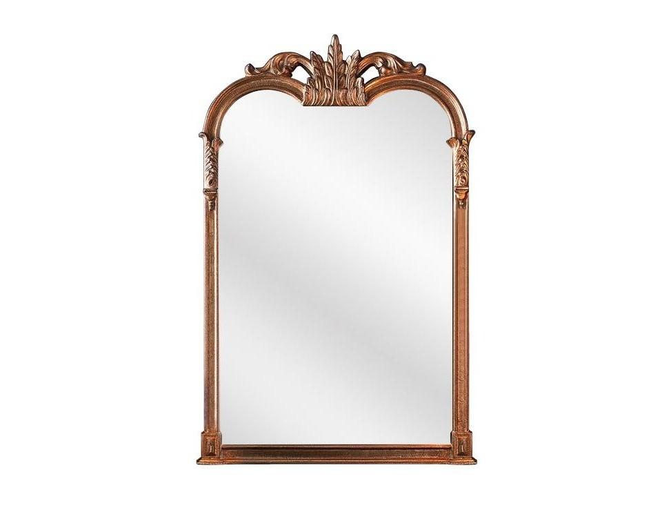 Зеркало ЖеромНастенные зеркала<br>Крепления входят в стоимость.<br><br>Material: Пластик<br>Ширина см: 69<br>Высота см: 107<br>Глубина см: 3