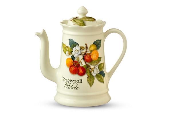 Кофейник Итальянские фруктыКофейники и молочники<br><br><br>Material: Керамика
