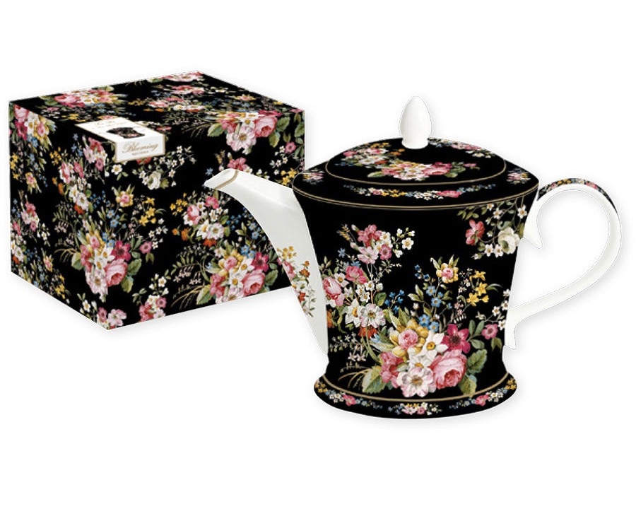 Чайник Цветочный карнавалЧайники<br><br><br>Material: Фарфор