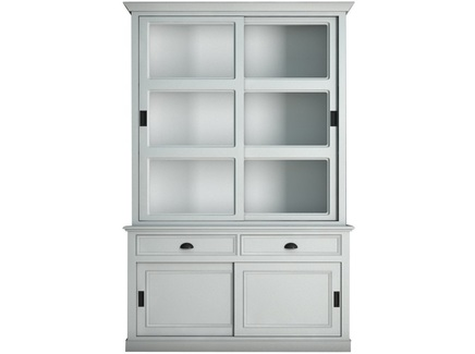 Буфет palermo (etg-home) белый 145.0x220.0x50.0 см.
