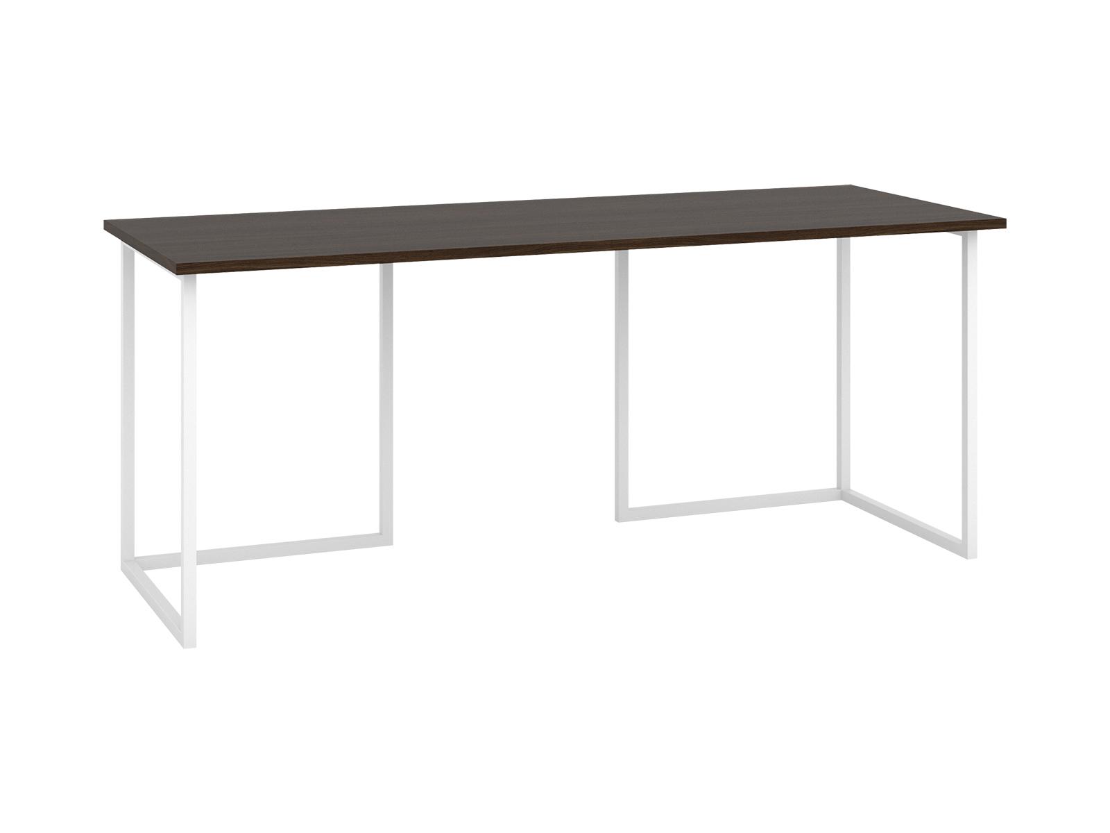 Стол BoardПисьменные столы<br>Большой выбор столешниц и цветов оснований позволяет создавать комбинации, точно отвечающие вашим потребностям.Материалы:Основание: металл окрашенный.Полки: ЛДСП 22мм.<br><br>kit: None<br>gender: None