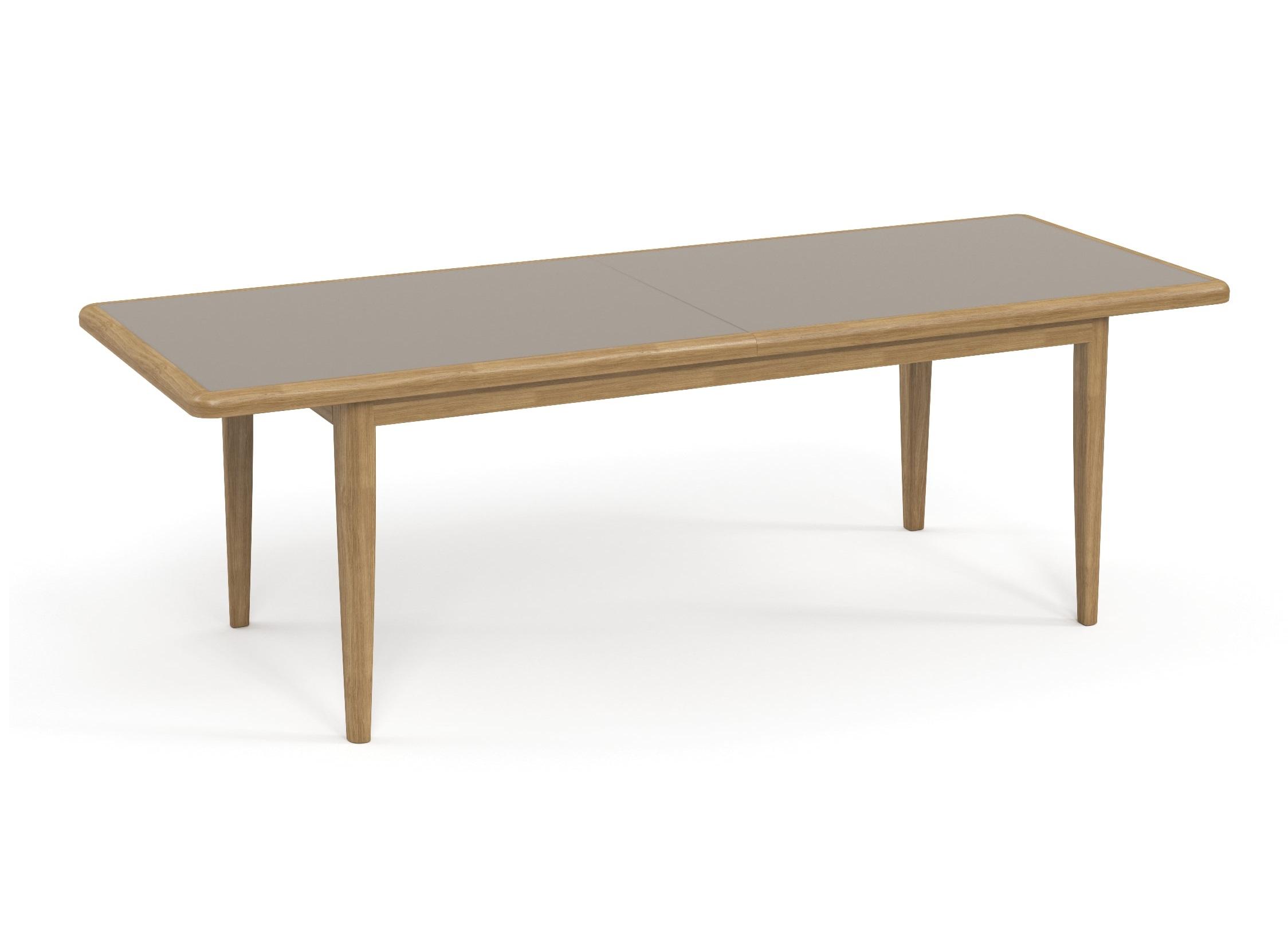 Стол обеденный SeagullОбеденные столы<br>Коллекция SEAGULL – воплощение природной простоты и естественного совершенства. Мебель привлекает тёплыми тонами, уникальностью материала и идеальными пропорциями. Стеклянные столешницы обеденных и журнальных столов по цвету гармонируют с тканью подушек, удобные диваны и «утопающие» кресла дарят ощущения спокойствия и комфорта. Ироко – экзотическая золотисто-коричневатая/оливково-коричневая древесина с золотистым оттенком. Цвет ироко практически не меняется со временем, немного темнеет и приобретает теплый маслянистый оттенок. По физическим свойствам не уступает тику. Древесина африканского тика не подвержена гниению и воздействию термитов, не требует дополнительной антибактериальной обработки. Мебель из ироко допускает круглогодичную эксплуатацию на открытом воздухе, выдерживает перепады температур от –30 до +30С. Срок службы более 20 лет. Вся фурнитура изготовлена из нержавеющей стали на собственном производстве.<br><br>kit: None<br>gender: None