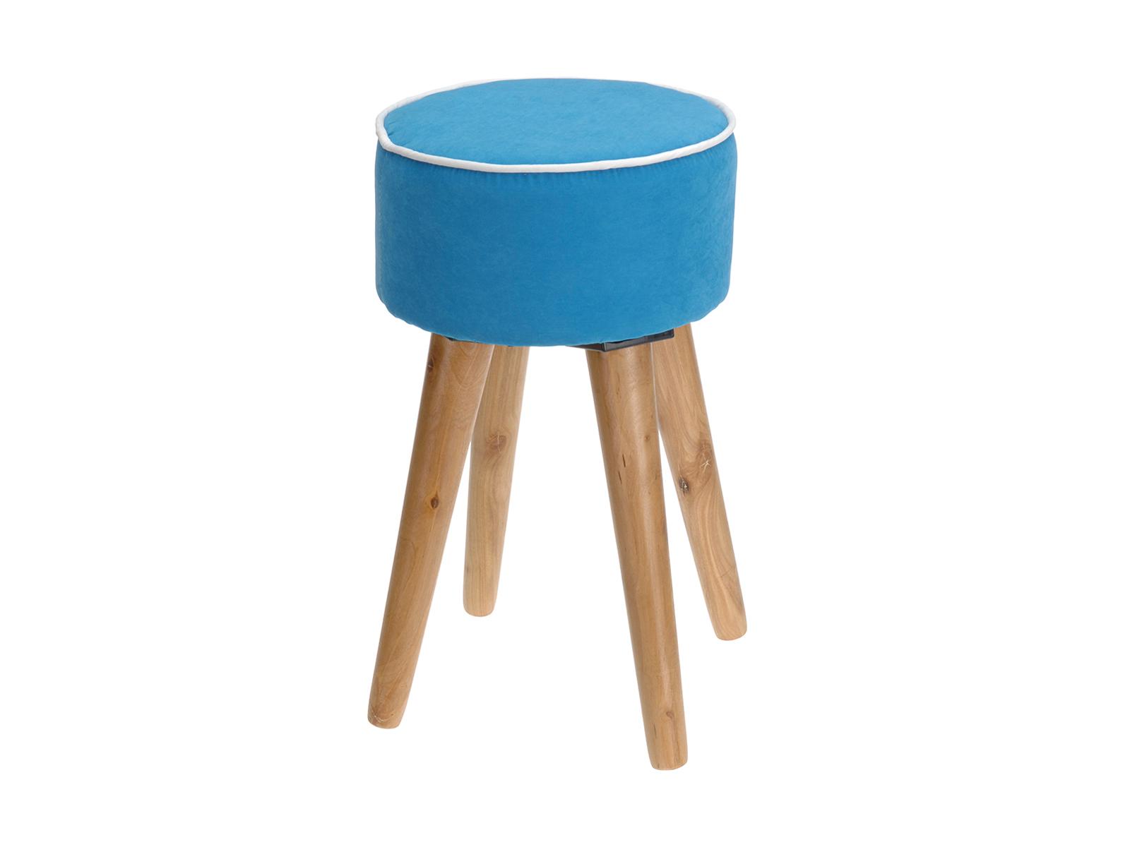 Табурет SummerТабуреты<br>Табурет с сиденьем из текстильных материалов<br><br>Material: Текстиль<br>Высота см: 44