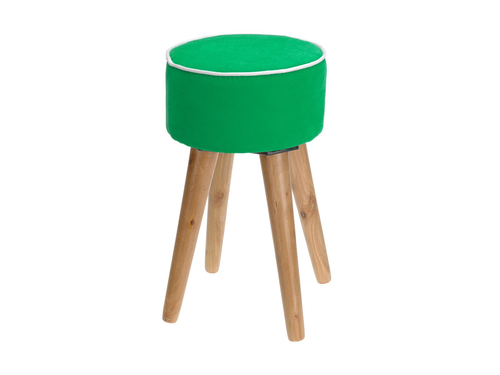 Табурет SummerТабуреты<br>Табурет с сиденьем из текстильных материалов<br><br>Material: Текстиль<br>Высота см: 44.0